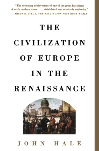 9780684803524: The Civilization of Europe in the Renaissance