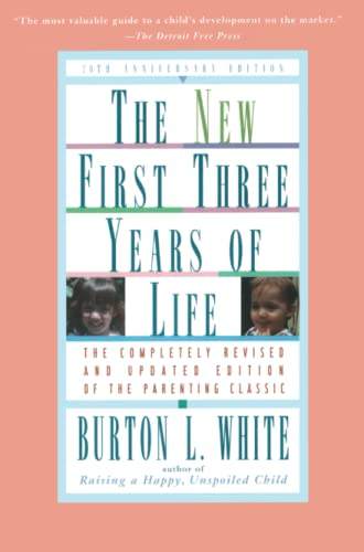 9780684804194: The New First Three Years of Life