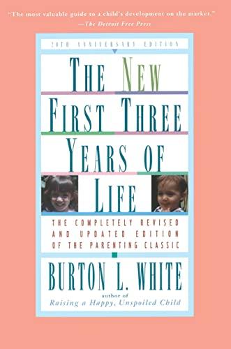 New Fiist Three Years of Life (Paperback)
