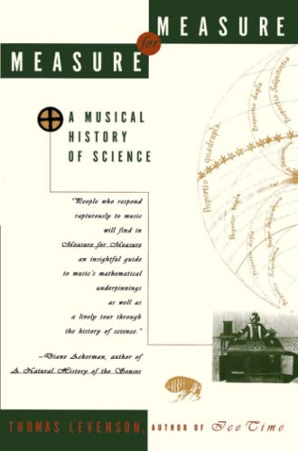9780684804347: Measure for Measure: A Musical History of Science