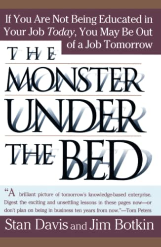 9780684804385: The Monster Under The Bed
