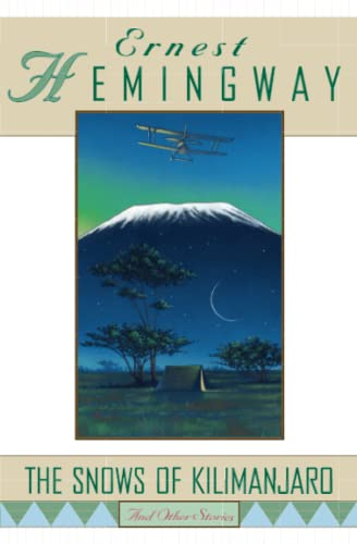 "9780684804446: ""The Snows of Kilimanjaro"" and Other Stories"