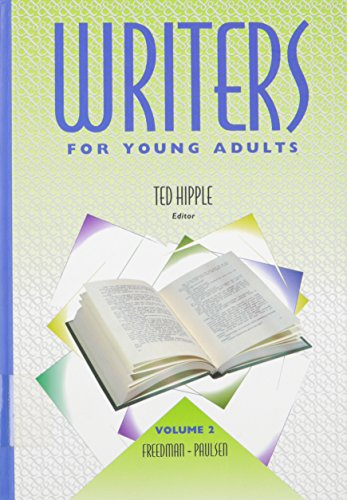 9780684804767: Writers for Young Adults, Vol. 2: Freedman - Paulsen