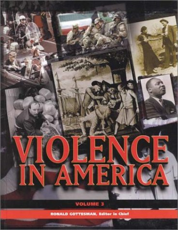 9780684804903: Violence in America
