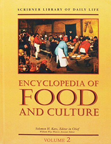 9780684805665: Encyclopedia of Food and Culture, Volume 2