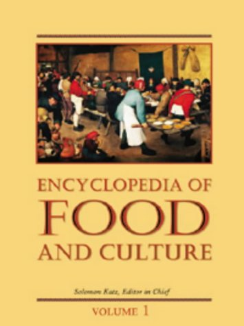 9780684805689: Encyclopedia of Food and Culture (Scribner Library of Daily Life) (3 Volume Set)