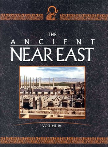 The Ancient Near East: An Encyclopedia for Students: 4