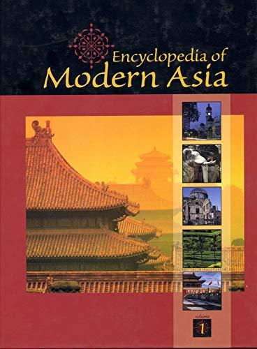 9780684806174: Encyclopedia of Modern Asia (6 Volume Set)