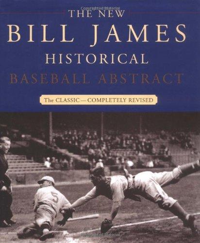 9780684806976: The New Bill James Historical Baseball Abstract