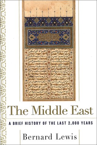 9780684807126: The Middle East: A Brief History of the Last 2,000 Years