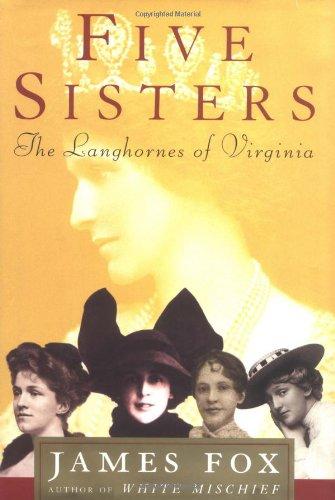 9780684808123: Five Sisters: The Langhornes of Virginia