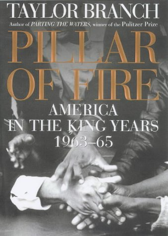 9780684808192: Pillar of Fire: America in the King Years 1963-65