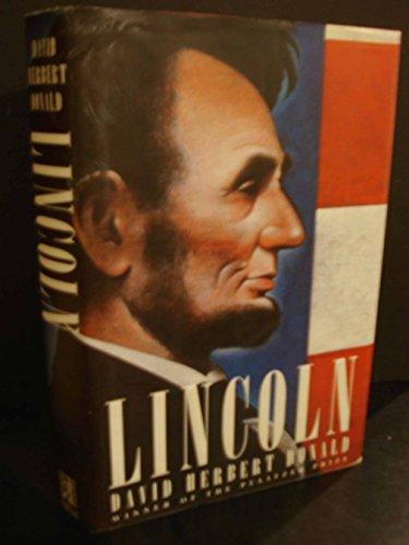 9780684808468: Lincoln
