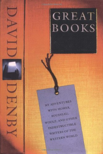 Great Books: My Adventures with Homer, Rousseau, W