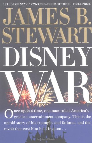 Disney War: The Battle for the Magic Kingdom