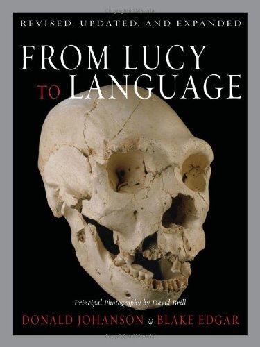 From Lucy To Language: Johanson, Donald; Blake