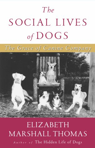 9780684810263: The Social Lives of Dogs