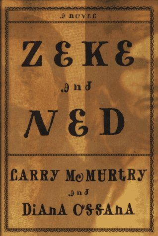 Zeke and Ned: Larry McMurtry, Diana