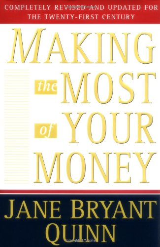 9780684811765: Making The Most of Your Money