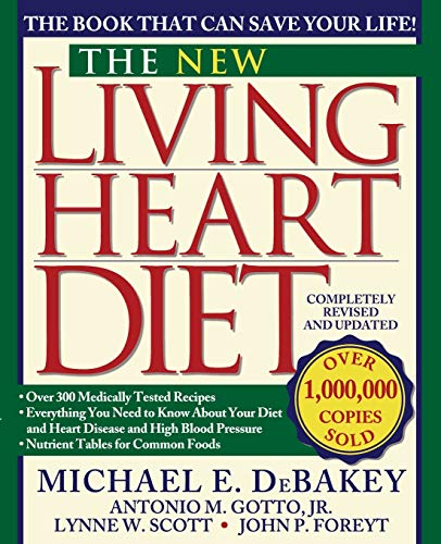 9780684811888: New Living Heart Diet