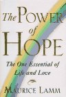 9780684812281: POWER OF HOPE: The One Essential of Life and Love