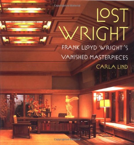 9780684813066: Lost Wright