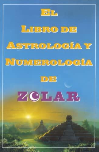 9780684813288: El libro de astrología y numerología de Zolar