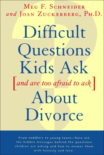 9780684814360: Difficult Questions Kids Ask