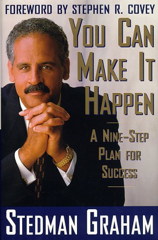 9780684814483: You Can Make It Happen: A Nine Step Plan for Success