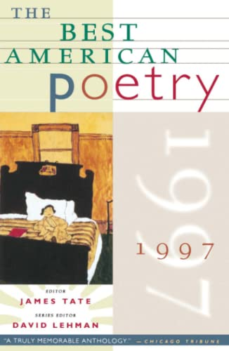 9780684814520: The Best American Poetry 1997