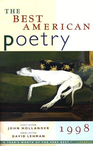 9780684814537: The Best American Poetry 1998
