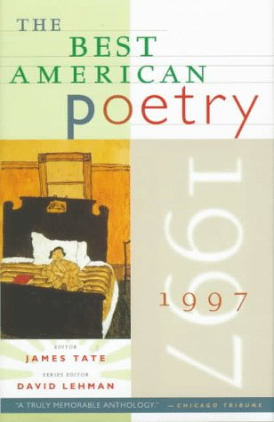 9780684814544: The Best American Poetry 1997