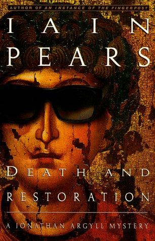 9780684814612: Death and Restoration: A Jonathan Argyll Mystery (Jonathan Argyll Mysteries)