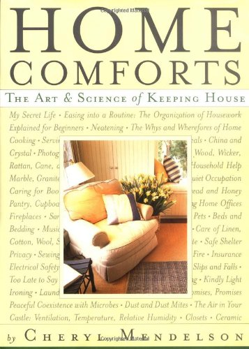 9780684814650: Home Comforts: The Art and Science of Keeping House