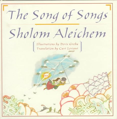 The Song of Songs (0684814862) by Sholom Aleichem