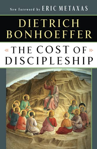 9780684815008: The Cost of Discipleship