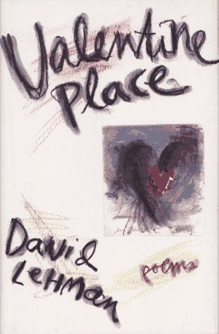 VALENTINE PLACE: Poems (edition code 541)(SPP)