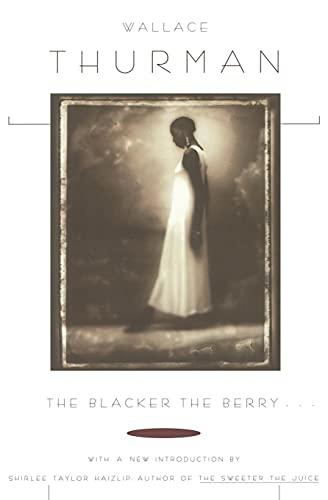 9780684815800: Blacker the Berry. . .