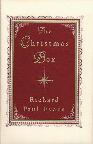 CHRISTMAS BOX by Evans, Richard Paul: Very Good (1995) Lrg.   Better World Books