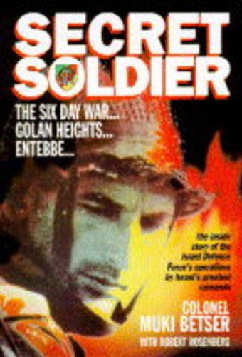 9780684816838: Secret Soldier. The autobiography of Israel's Greatest Commando