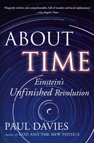 9780684818221: About Time: Einstein's Unfinished Revolution