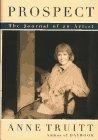 9780684818351: Prospect: The Journal of an Artist