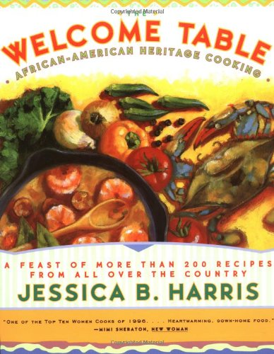 9780684818375: The WELCOME TABLE : African-American Heritage Cooking