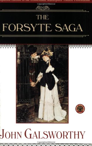 9780684818894: The Forsyte Saga: Volume 1: The Man of Property, and, In Chancery, and, To Let