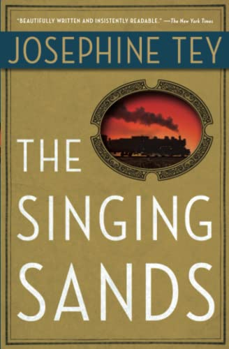 9780684818924: The Singing Sands