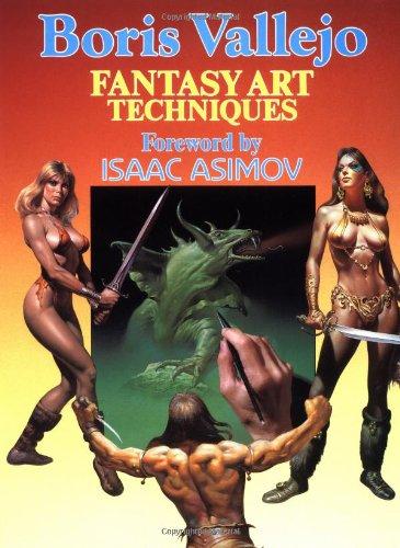 9780684819044: Fantasy Art Techniques