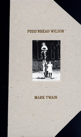puddnhead wilson thesis Pudd'nhead wilson this essay pudd'nhead wilson and other 63,000+ term papers, college essay examples and free essays are available now on reviewessayscom.