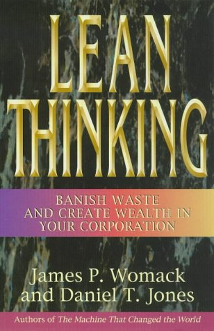 9780684819761: Lean Thinking: Banish Waste and Create Wealth in Your Corporation (Roman)