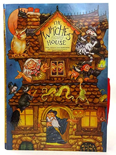9780684820781: The Witches Scary House Pop Up Book