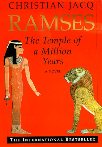 9780684821207: The Temple of a Million Years (Ramses)